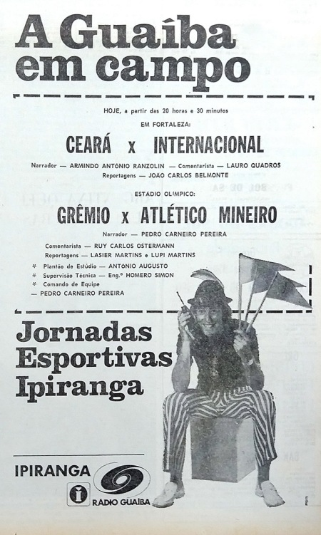 1972 gremio atletico guaiba
