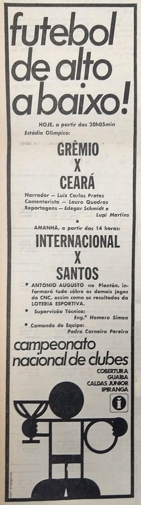 1971 Ceara guaiba